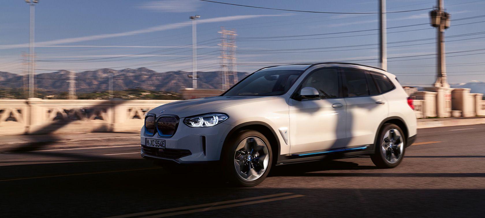BMW iX3 - Technische Details